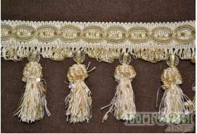 Бахрома - кукурузка крем-брюле