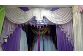 Ламбрекен фиолетовый