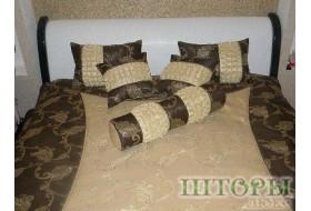 Покрывала и подушки 9