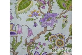 Тропики сиренево-фиолетовые v3 (2924)